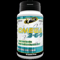 Omega 3-6-9 60 caps от Trec Nutrition