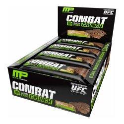 Combat Crunch Bars 63 грам 12 шт від MusclePharm
