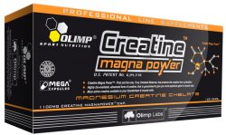 Creatine Magna Power от Olimp Labs 300 капсул