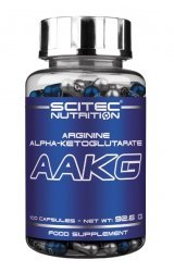AAKG 100 caps от Scitec Nutrition