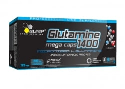 L-glutamine Mega Caps 1400 (120 caps) от Olimp Labs