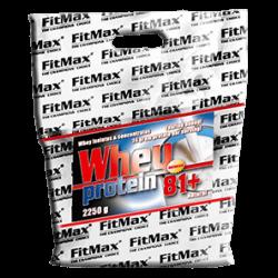 FITMAX WHEY PRO 81+ (2250 грамм) от FitMax