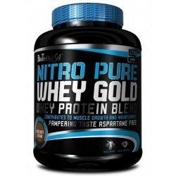 Nitro Pure Whey Gold от BioTech 2.27 кг