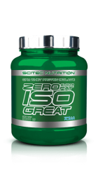 ZERO SUGAR/ZERO FAT ISOGREAT 2300 грамм от Scitec Nutrition