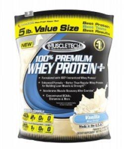 100% Premium Whey Protein от MuscleTech  2270 грамм