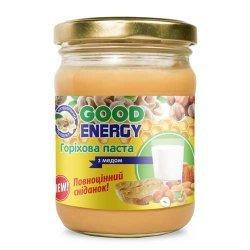 Ореховая паста с медом 460 грамм от Good Energy