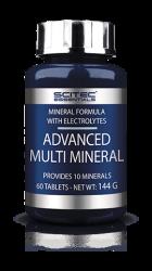 Advanced multi mineral 60 tabs от Scitec Nutrition