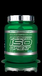 ZERO SUGAR/ZERO FAT ISOGREAT 900 грамм от Scitec Nutrition