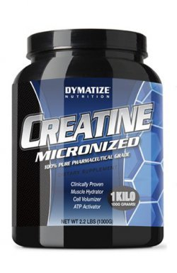 Creatine Micronized 1000 грамів від Dymatize Nutrition