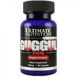 Guggul 700 mg 90 капс від Ultimate Nutrition