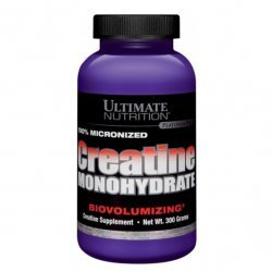 Creatine Monohydrate 300 грамм от Ultimate Nutrition