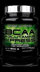 BCAA+Glutamine Xpress 600 грамм от Scitec Nutrition Scitec Nutrition