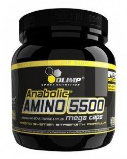 Anabolic Amino 5500 Mega Caps 400 капсул від Olimp Labs