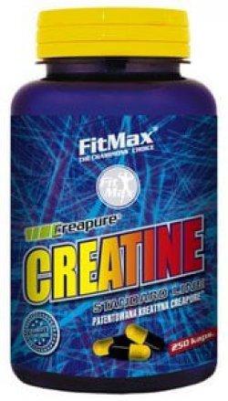 Creatine Creapure от FItMax 250 caps /750mg