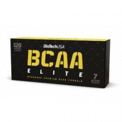 BCAA ELITE 120 caps от BioTech