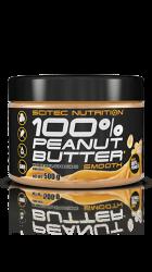 Peanut Butter + Protein 500 грамм от Scitec Nutrition