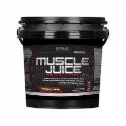 Muscle Juice Revolution 2600 (5 кг) от Ultimate Nutrition