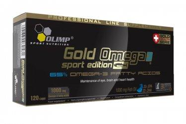 Omega 3 Sport 120 caps от Olimp Labs