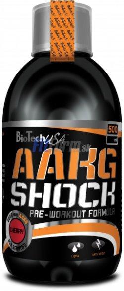 AAKG Shock Extreme от BioTech 500 мл