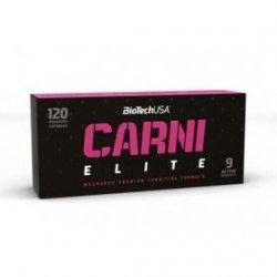 CARNI ELITE 120 caps от BioTech