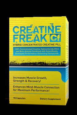 Creatine Freak 90 caps от PharmaFreak