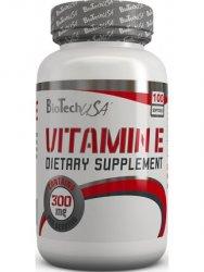 Vitamin E 100 капсул от BioTech USA