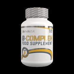 Vitamin B-complex от BioTech USA 60 таблеток