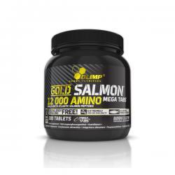 Gold Salmon 12000 amino mega 300 таб от Olimp Labs
