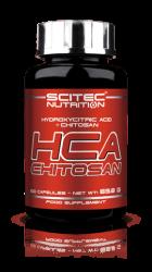 HCA-Chitosan 100 caps от Scitec Nutrition