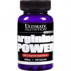 Arginine Power 800 Mg (100 капс) от Ultimate Nutrition