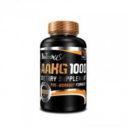AAKG 1000 mg від BioTech 100 таблеток