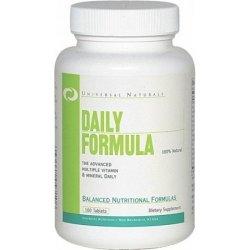 Вітаміни Daily Formula від Universal Nutrition 100 таб