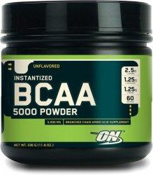 Bcaa 5000 Powder від Optimum Nutrition 380 грам