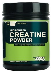 CREATINE POWDER від Optimum Nutrition 600 грам