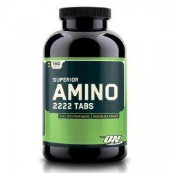 Superior amino 2222 от Optimum Nutrition 160 таб