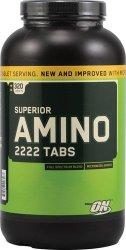 Superior amino 2222 от Optimum Nutrition 320 таб