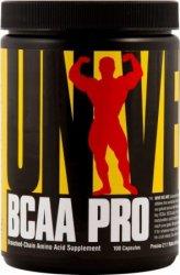 BCAA PRO від Universal Nutrition 100 капсул