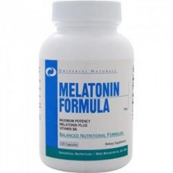 Melatonin (5mg) от Universal Nutrition 120 caps