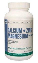 Calcium Zinc Magnesium от Universal Nutrition 100 таб