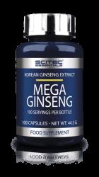 Mega Ginseng 100 капс. от Scitec Nutrition