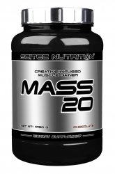 Mass 20 от Scitec Nutrition 1750 грамм