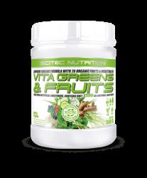 Vita Greens & Fruit Stevia 360 грамм от Scitec Nutrition