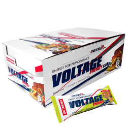 Voltage Energy cake with caffeine от Nutrend