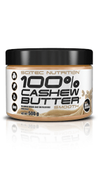 100% Cashew Butter от Scitec Nutrition