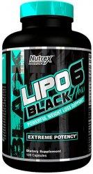 Lipo-6 Black Hers Liqui від Nutrex Research 120 капсул