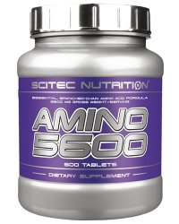 Amino 5600 (500 таб) от Scitec Nutrition