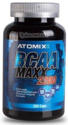 BCAA MAXX 2200 от ATOMIXX 200 капсул