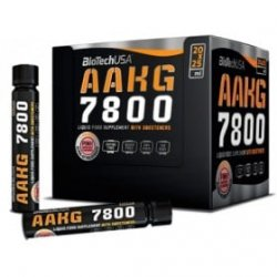AAKG 7800 20х25 ml от BioTech