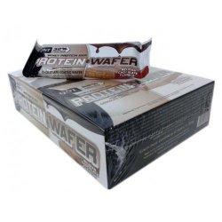 Протеїнові батончики Wafer Bar від QNT 12шт x 35 гр