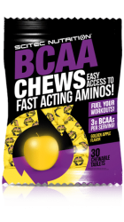 BCAA chews 30 пак от Scitec Nutrition